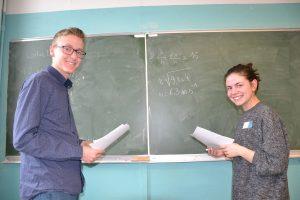 Colles de physique encadrées par les étudiants de prépa